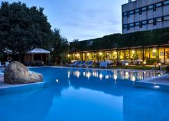 Hotel Saccardi & Spa - Sommacampagna - Πισίνα