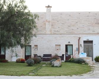 Trulli Donna Isabella - Locorotondo - Gebäude