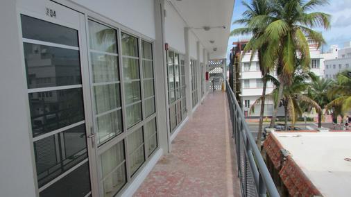 Stardust Hotel - Miami Beach - Balcony