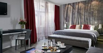 The Queen's Gate Hotel - לונדון - חדר שינה