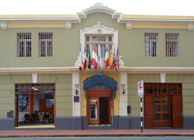 Hostal Bonbini - Λίμα - Κτίριο