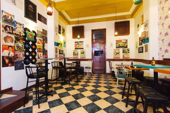 Hostal Bonbini - Λίμα - Εστιατόριο
