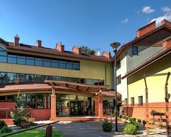 Hotel Wojciech - Augustów - Gebäude