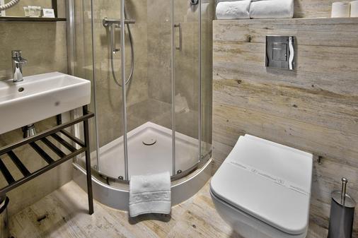 Hotel Wojciech - Augustów - Bathroom