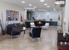Hotel Concord - Campo Grande - Lobby