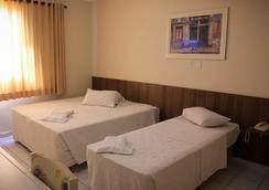 Hotel Concord - Campo Grande - Quarto
