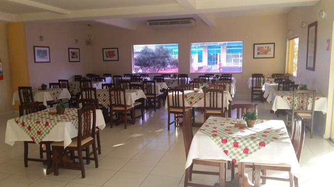 Hotel Concord - Campo Grande - Restaurante