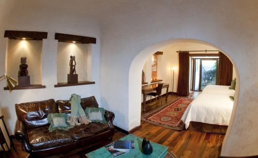 潘薩提沃之家酒店 - 安地瓜古城 - 危地馬拉安地瓜 - 客廳