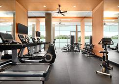 The Landing Hotel At Rivers Casino & Resort - Schenectady - Fitnessbereich