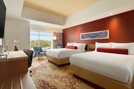 The Landing Hotel At Rivers Casino & Resort - Schenectady - Schlafzimmer