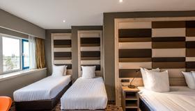 Xo Hotels Blue Tower - Amsterdam - Bedroom