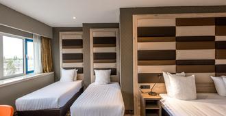 إكس أو هوتلز بلو تاور - امستردام - غرفة نوم