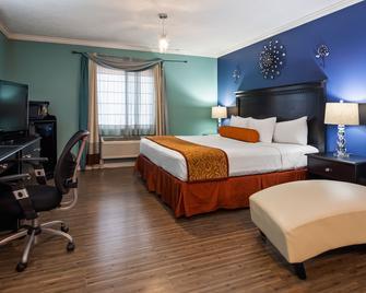 Hotel Lincoln Inn - Lincoln - Ložnice