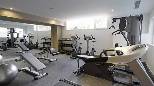 Hotel Java - Πάλμα ντε Μαγιόρκα - Γυμναστήριο