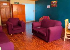 Inka's Rest Hostel - Puno - Stue