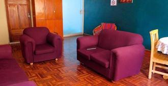 Inka's Rest Hostel - Puno - Living room