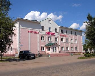 Hotel Epos - Ostashkov - Gebäude