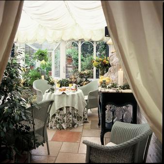 Hotel Die Swaene - Bruges - Dining room