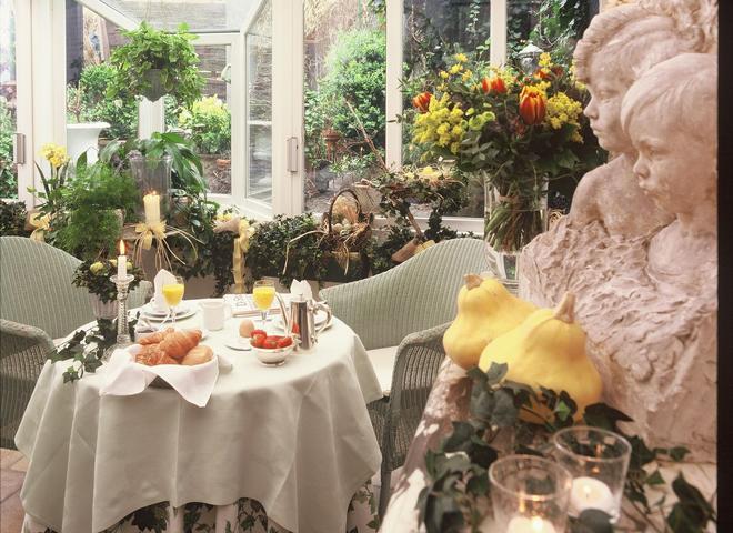 Hotel Die Swaene - Bruges - Food