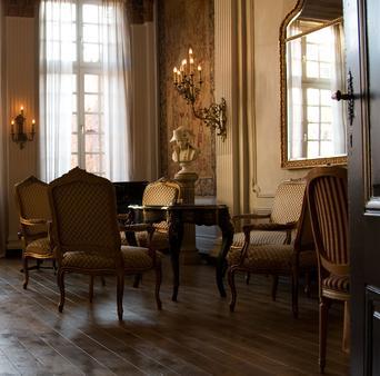 Hotel Die Swaene - Bruges - Lounge