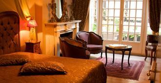 Die Swaene Hotel - Bruges - Camera da letto