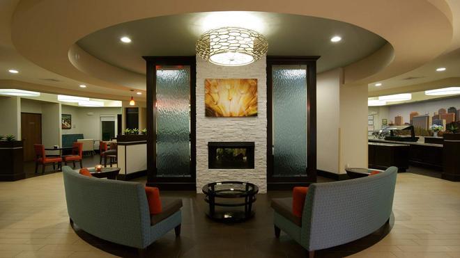 Club - Hotel Nashville Inn & Suites - Nashville - Lobby