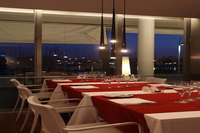 Marina Club Lagos Resort - Lagos - Restaurant