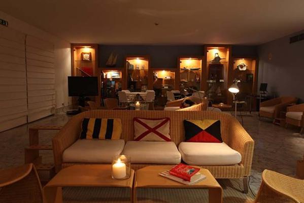 Marina Club Lagos Resort - Lagos - Lounge