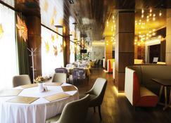 Hotel Jubilee - Óbninsk - Restaurante