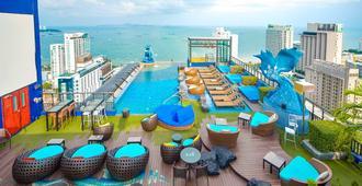 Siam@Siam Design Hotel Pattaya - Πατάγια - Πισίνα