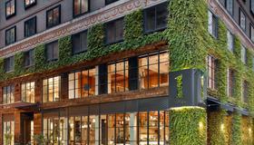 1 Hotel Central Park - Nueva York - Edificio