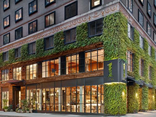 1 Hotel Central Park - Νέα Υόρκη - Κτίριο