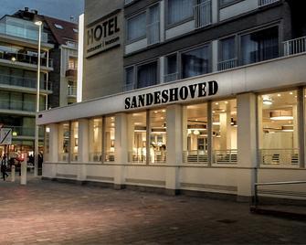 Hotel Sandeshoved - Nieuwpoort - Gebäude