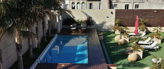 蒙得維的亞唐精品酒店 - 蒙特維多 - 蒙得維亞(烏拉圭) - 游泳池