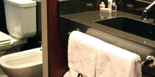 蒙得維的亞唐精品酒店 - 蒙特維多 - 蒙得維亞(烏拉圭) - 浴室