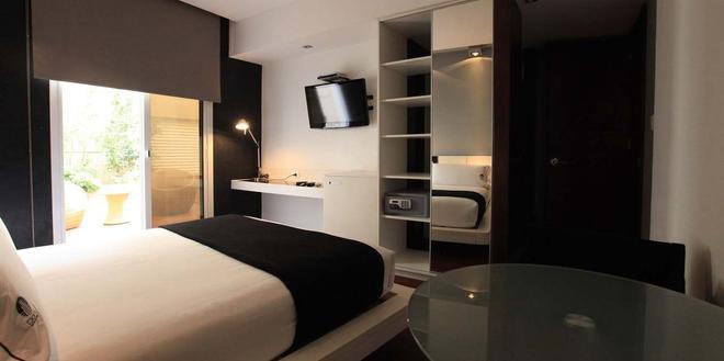 蒙得維的亞唐精品酒店 - 蒙特維多 - 蒙得維亞(烏拉圭) - 臥室