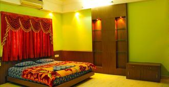 Vcare Service Aparments - Hyderabad - Schlafzimmer