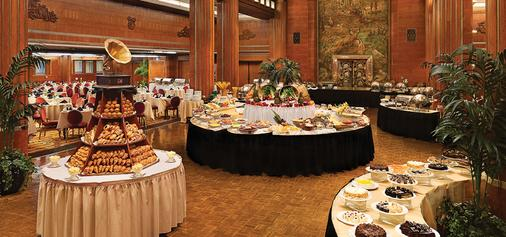 The Queen Mary - Long Beach - Buffet