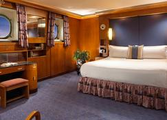 The Queen Mary - Long Beach - Soverom