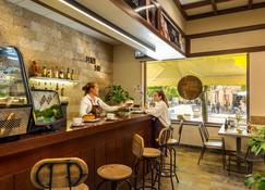 Hotel de Francia y París - Cádis - Restaurante