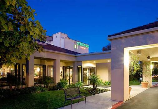 Courtyard by Marriott Costa Mesa South Coast Metro - Santa Ana - Toà nhà
