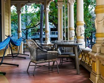 Hi Sacramento Hostel - Sacramento - Patio