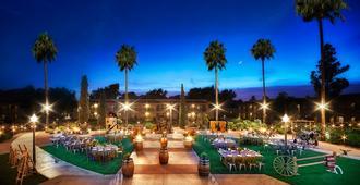 Scottsdale Plaza Resort - סקוטסדייל - נוף חיצוני