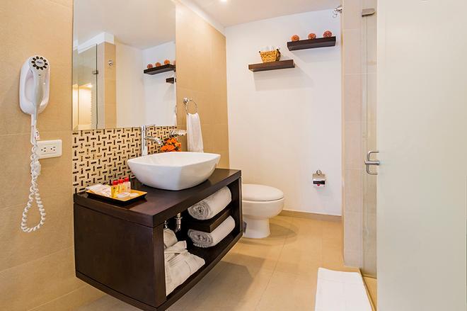山莊酒店 - 波哥大 - 波哥大 - 浴室
