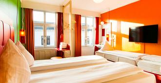 哥本哈根阿奈克斯酒店 - 哥本哈根 - 臥室