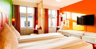 Annex Copenhagen - קופנהגן - חדר שינה