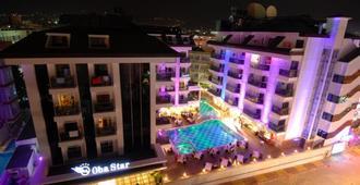 Oba Star Hotel & Spa - Alanya - Bâtiment
