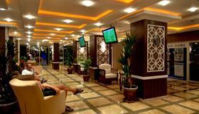 歐巴星星水療酒店 - 式 - 阿蘭雅 - 阿蘭亞 - 休閒室