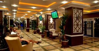 Oba Star Hotel & Spa - אלניה - טרקלין