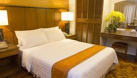 The Corporate Inn Hotel - Manila - Makuuhuone